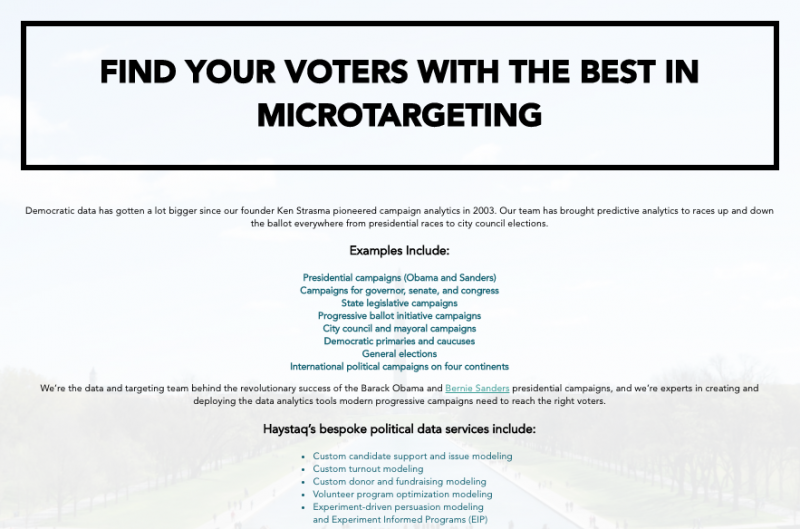 Political Microtargeting Threatens Privacy Integrity Of