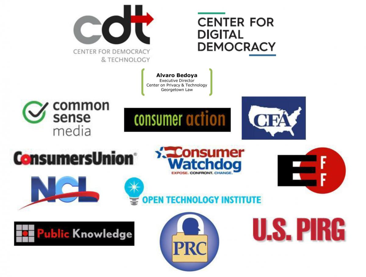 Leading U S Consumer Amp Privacy Groups Call On Pres Obama